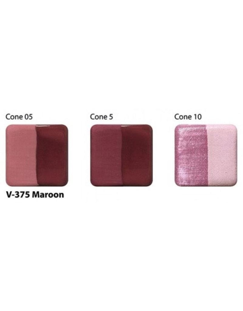 Amaco Amaco Velvet V375 Maroon underglaze 59ml