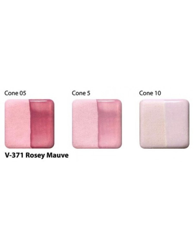 Amaco Amaco Velvet V371 Rosy Mauve underglaze 59ml