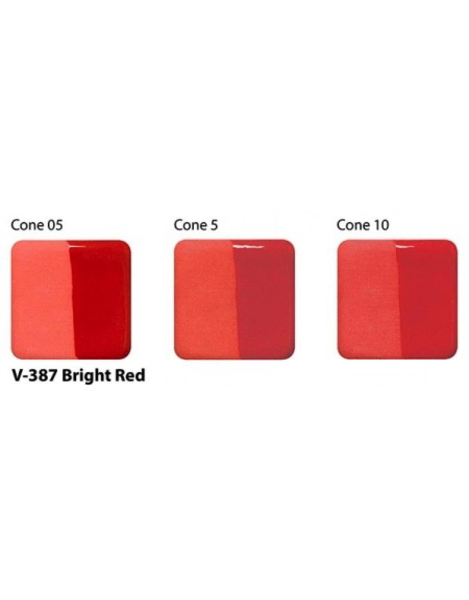 Amaco Amaco Velvet V388 Radiant Red  underglaze 59ml