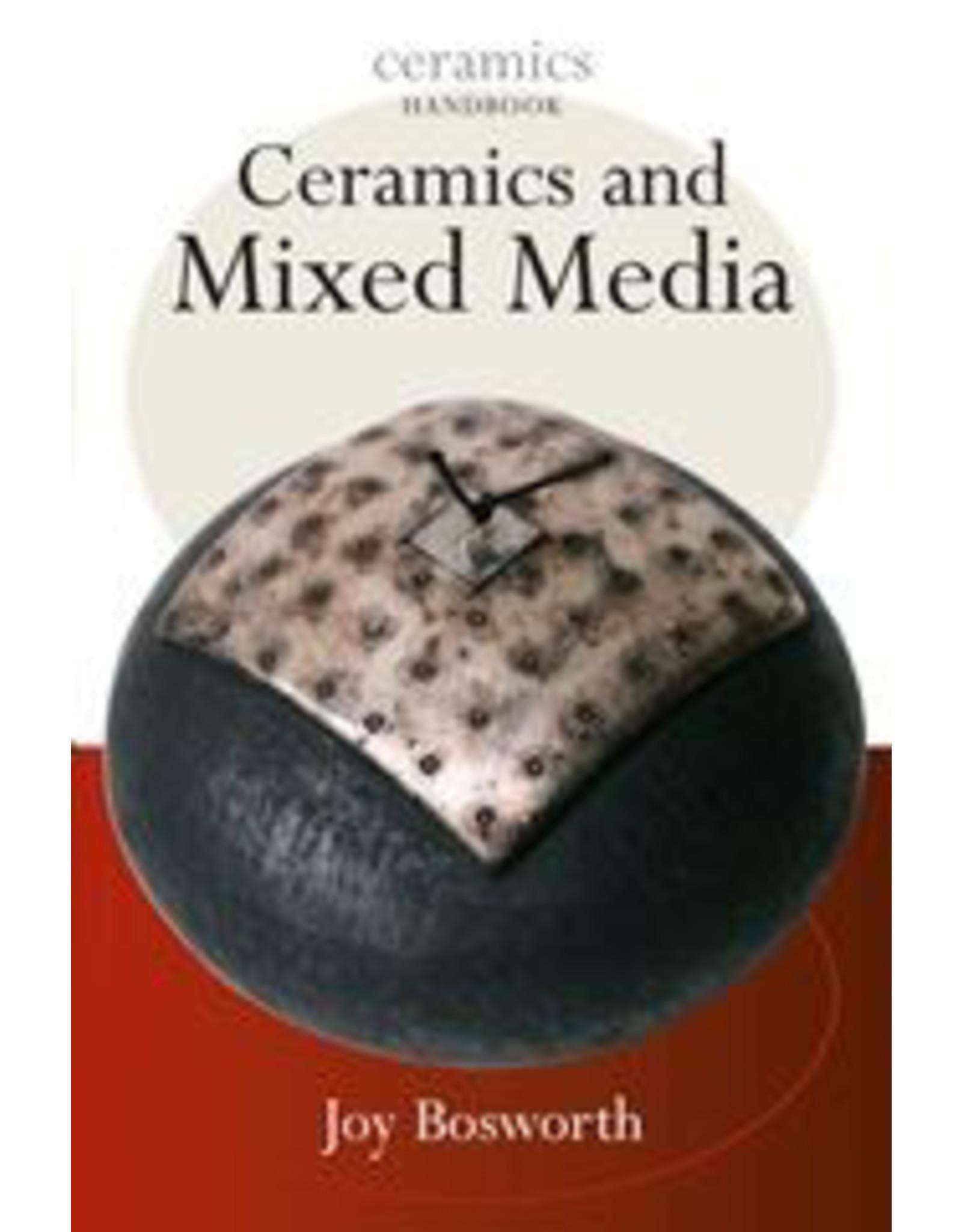 Ceramics with Mixed Media : Joy Bosworth