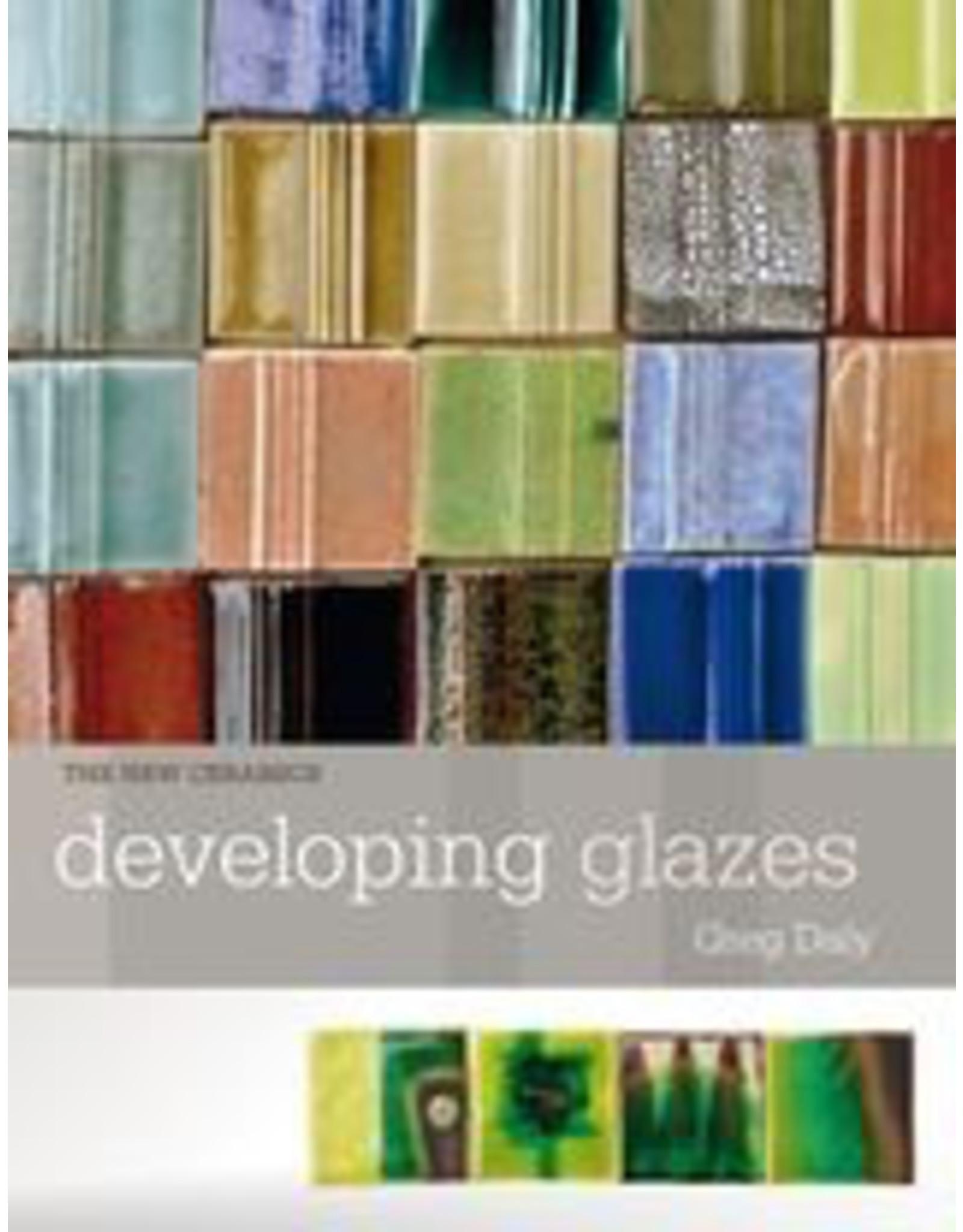Developing Glazes: Greg Daly