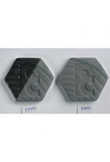 Potterycrafts Grey Powdered Decorating Slip - 0.5kg
