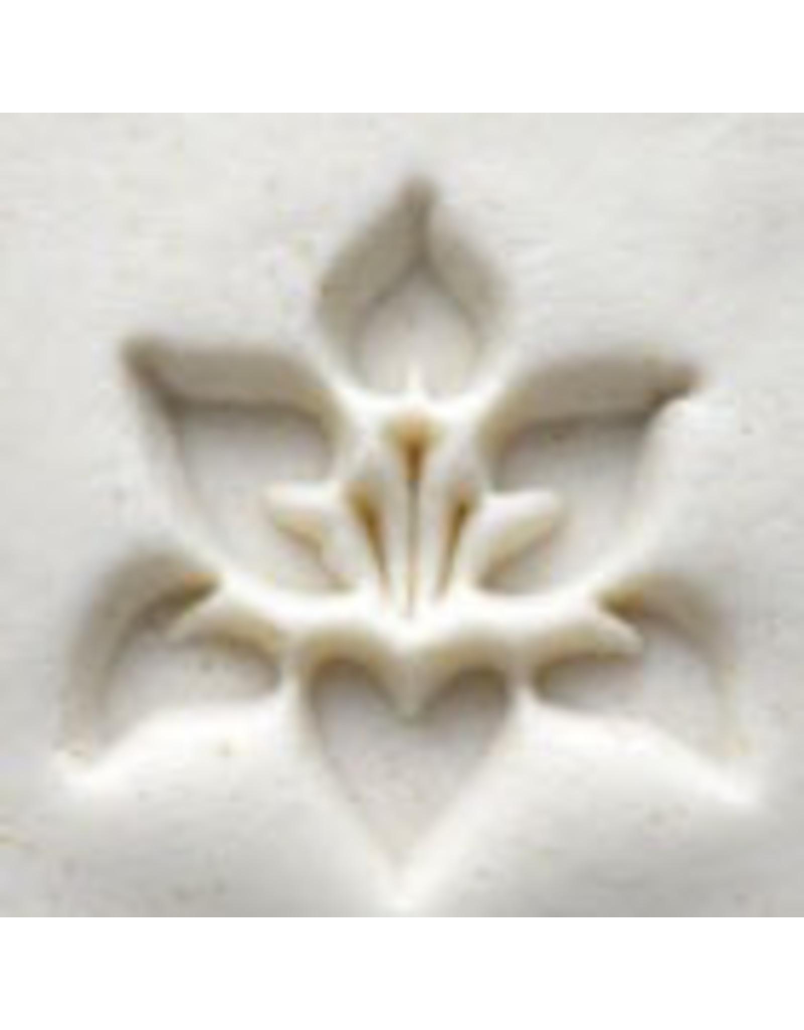 Flower (side) stamp (2.5cm)