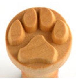 Dog Paw Stamp - 2.5cm