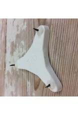 Potterycrafts Metal Pinned 3 Point Stilt - 51mm