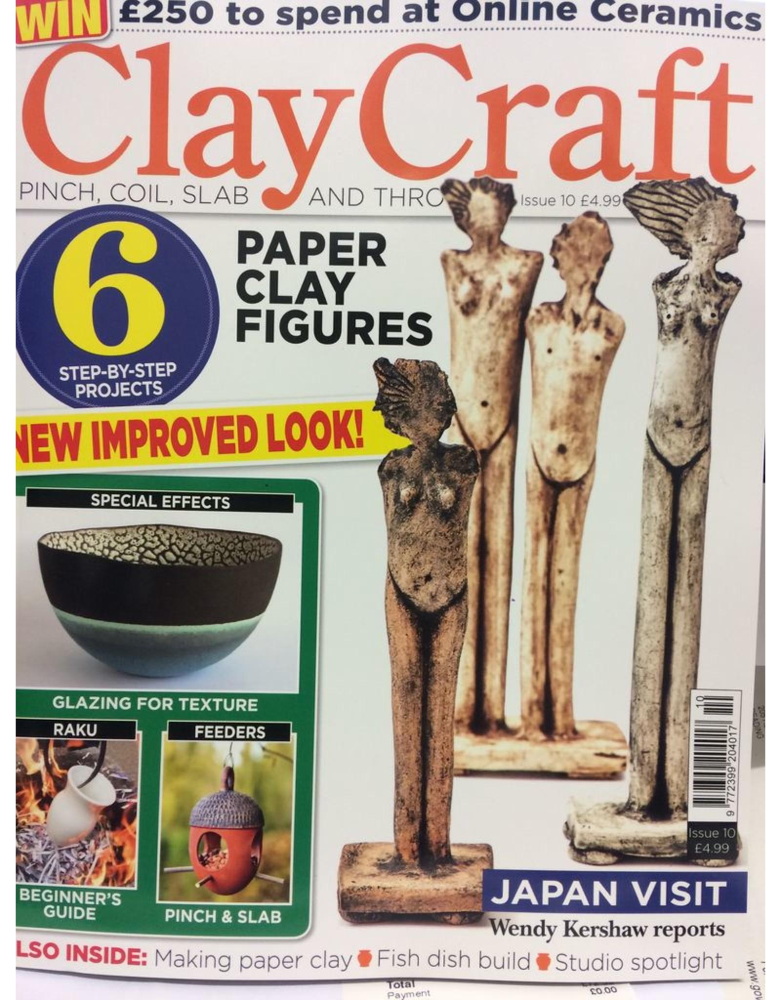 ClayCraft Magazine (up to Issue 22)