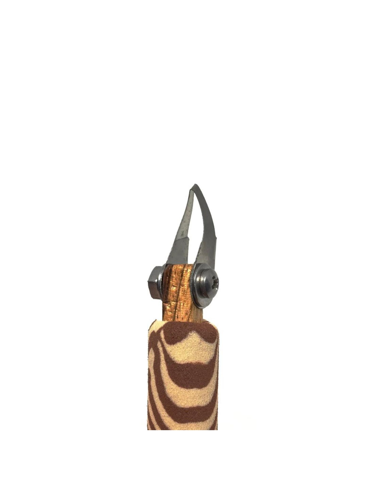 Diamond Core Tools V-Tip Palm Carver - P8