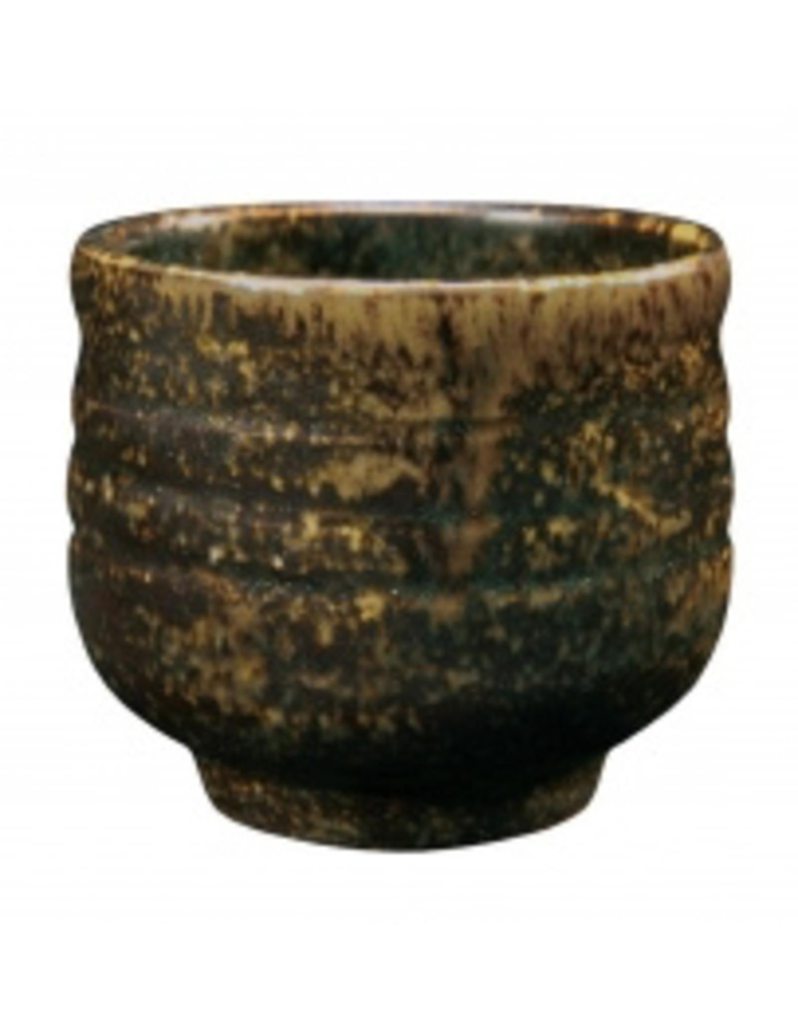 Temmoku AMACO Potters Choice Brush-on Stoneware Glaze 473ML 1180˚C - 1240˚C