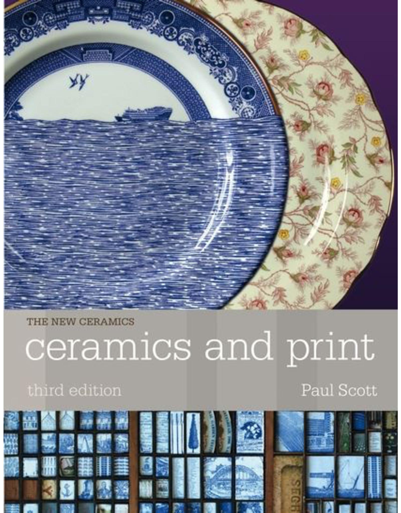 Ceramics and Print: Paul Scott