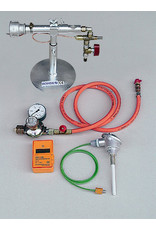 Rohde Complete raku burner kit