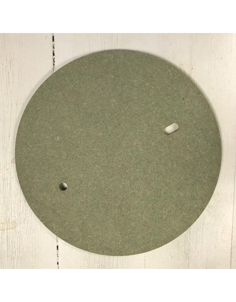25cm pre drilled MDF batt
