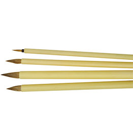 Royal & Langnickel Potter's Select Bamboo set 1