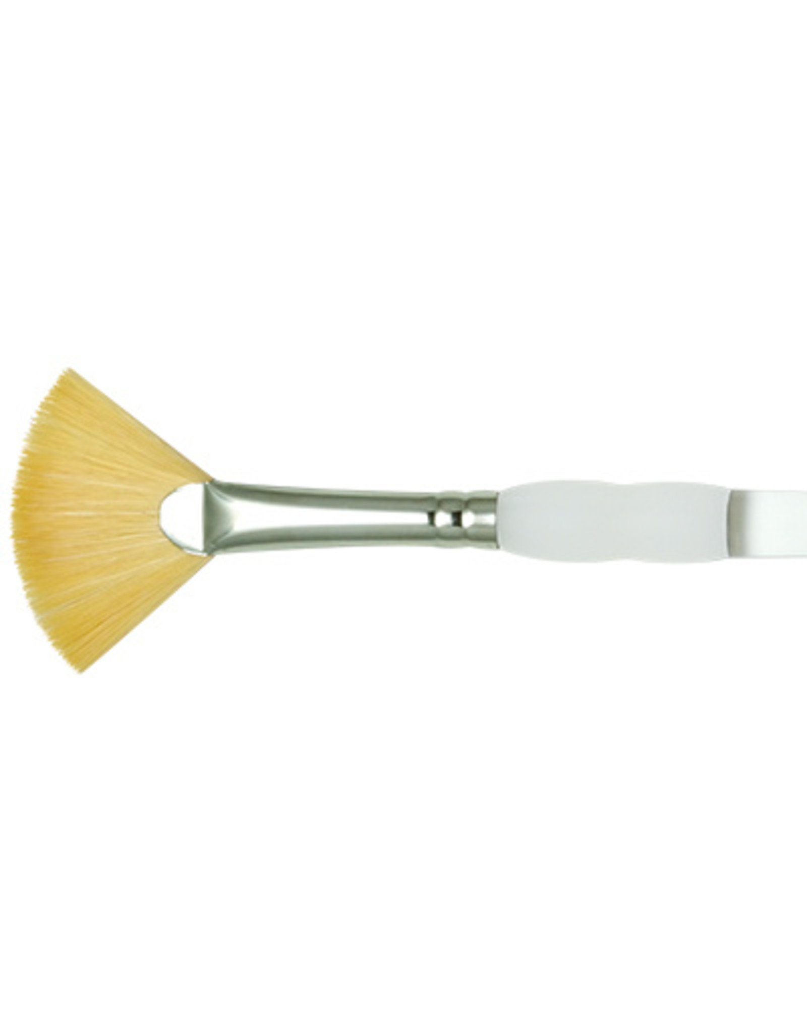 Royal & Langnickel Soft Grip FAN 6 Gold Taklon