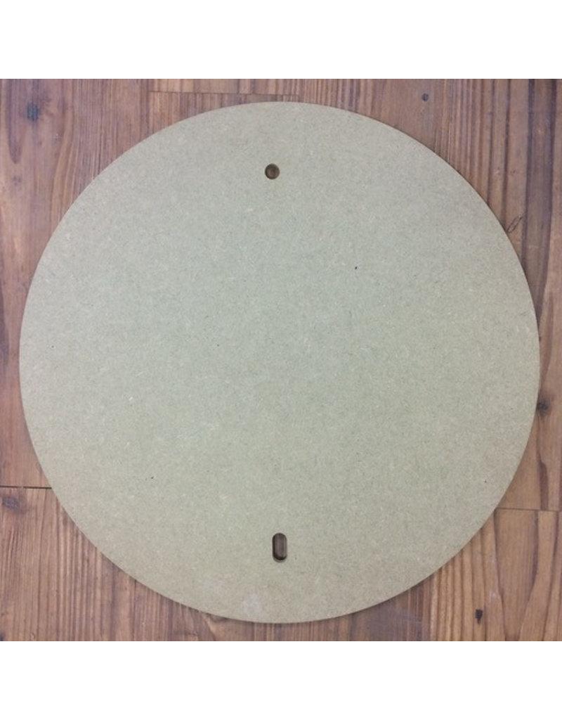 30cm pre drilled MDF batt