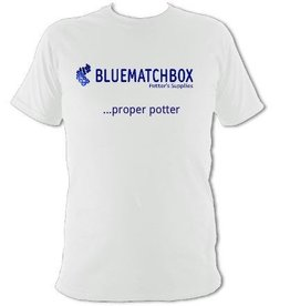 Proper Potter T-Shirt white