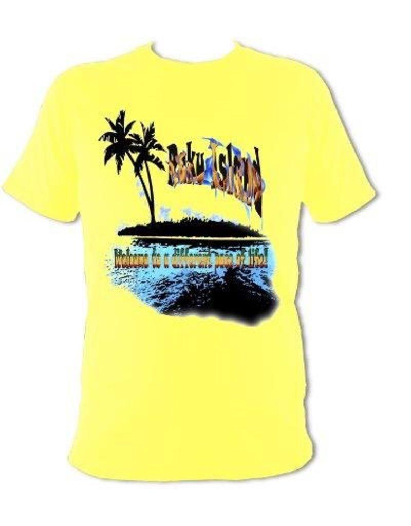 Raku Island' T-shirt