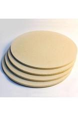 Round 35cm x 1 cm kiln shelf