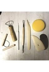 Royal & Langnickel Pottery tool kit (8 pcs)