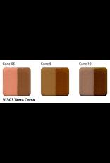 Amaco Amaco Velvet V303 Terracotta underglaze 59ml