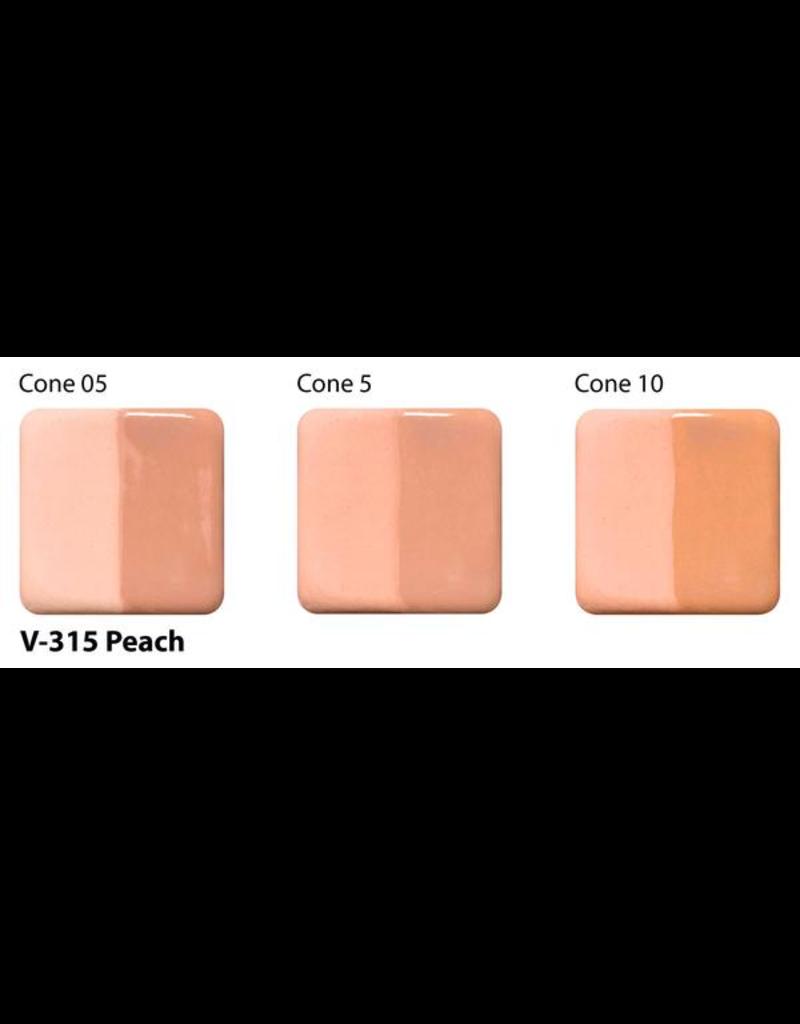 Amaco Amaco Velvet V315 Peach underglaze 59ml