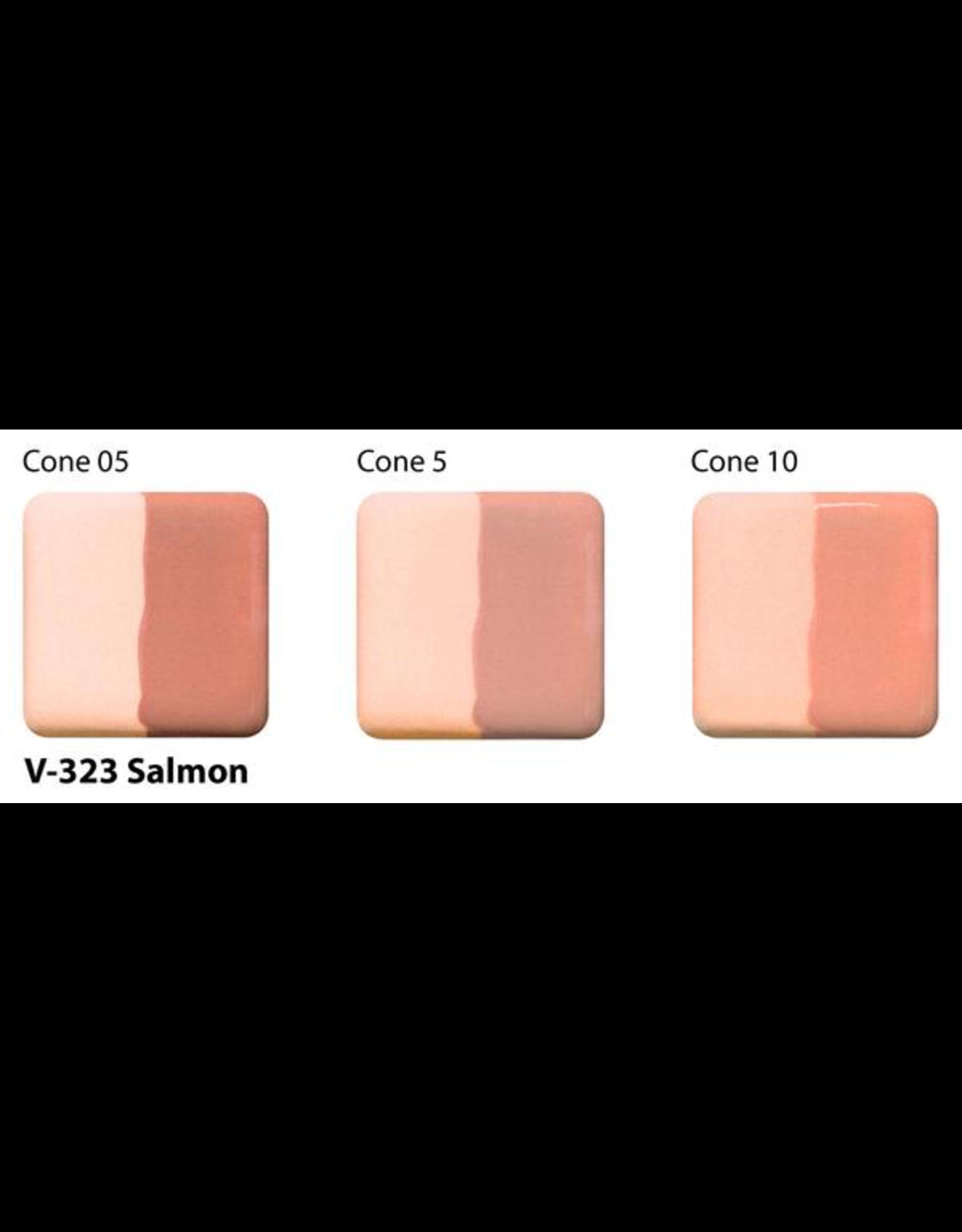 Amaco Amaco Velvet V323 Salmon Underglaze - 59ml