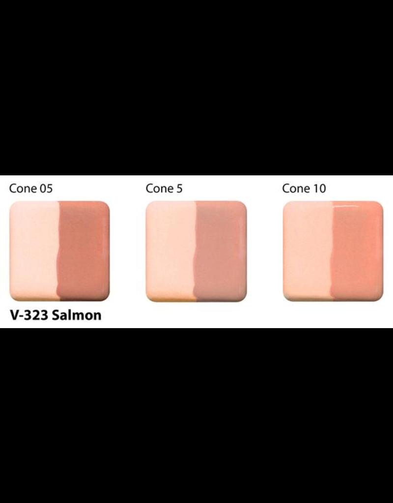 Amaco Amaco Velvet V323 Salmon underglaze 59ml