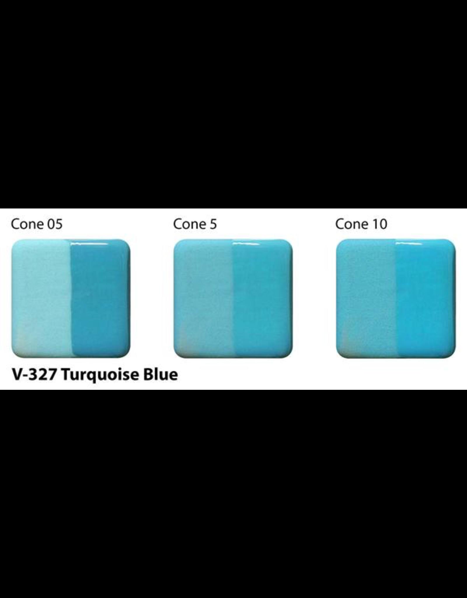 Amaco Amaco Velvet V327 Turquoise underglaze 59ml