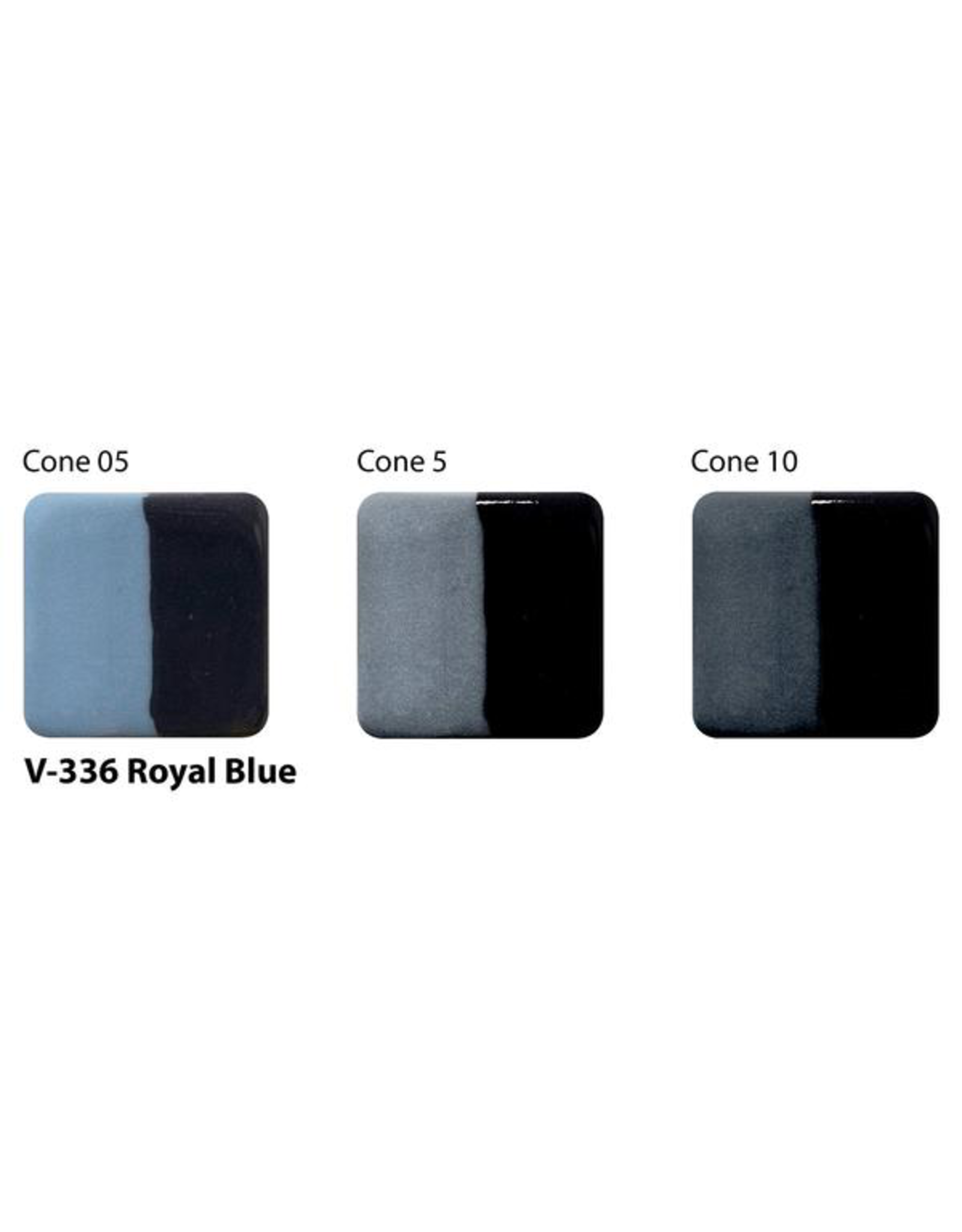 Amaco Amaco Velvet V336 Royal Blue  underglaze 59ml