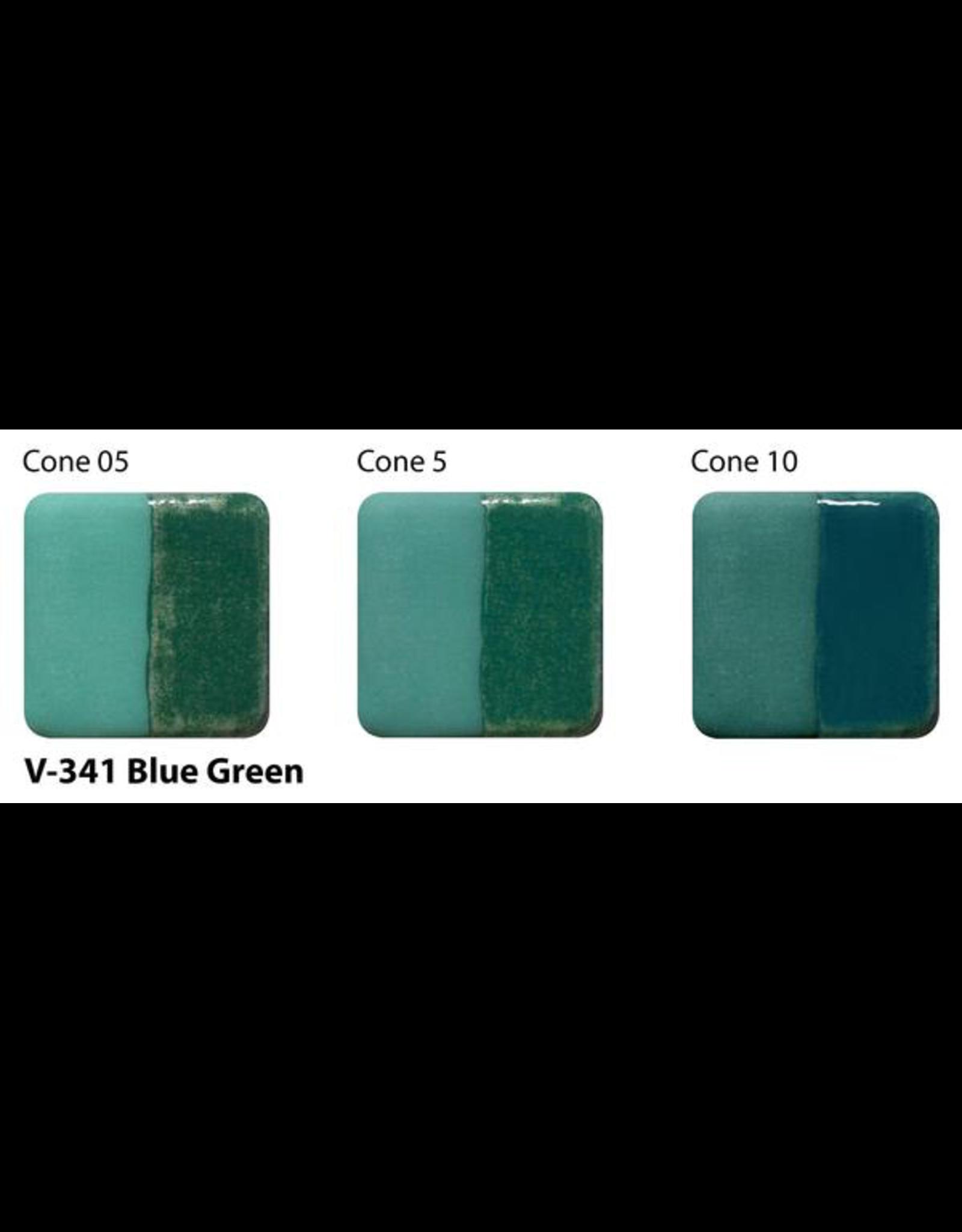 Amaco Amaco Velvet V341 Blue Green underglaze 59ml