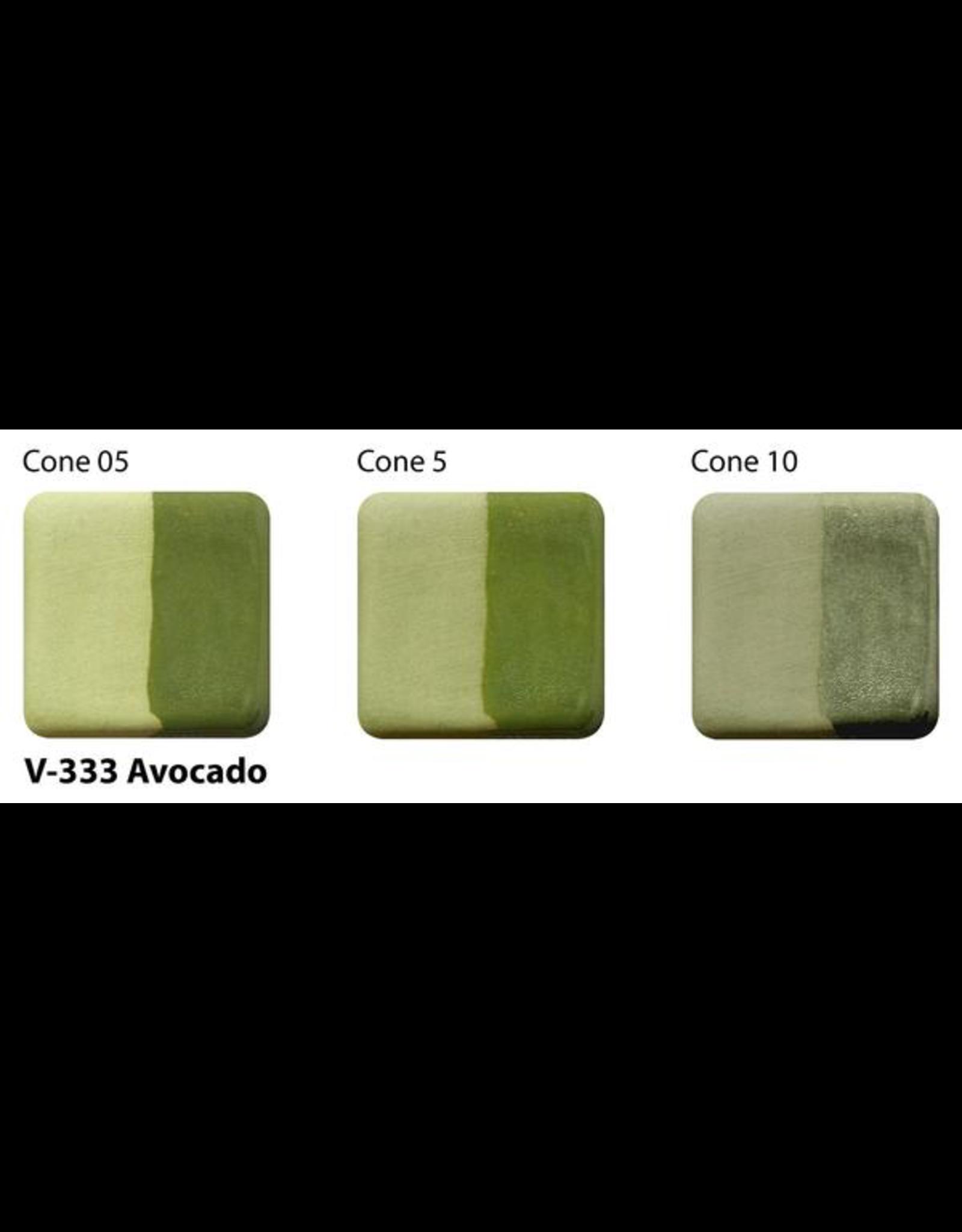 Amaco Amaco Velvet V333 Avocado underglaze 59ml