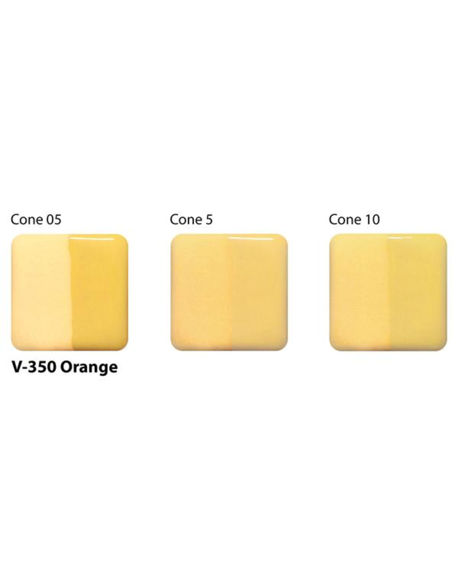 Amaco Amaco Velvet V350 Orange underglaze 59ml