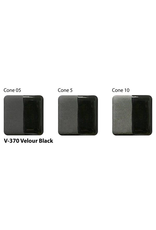 Amaco Amaco Velvet V370 Velour Black underglaze 59ml