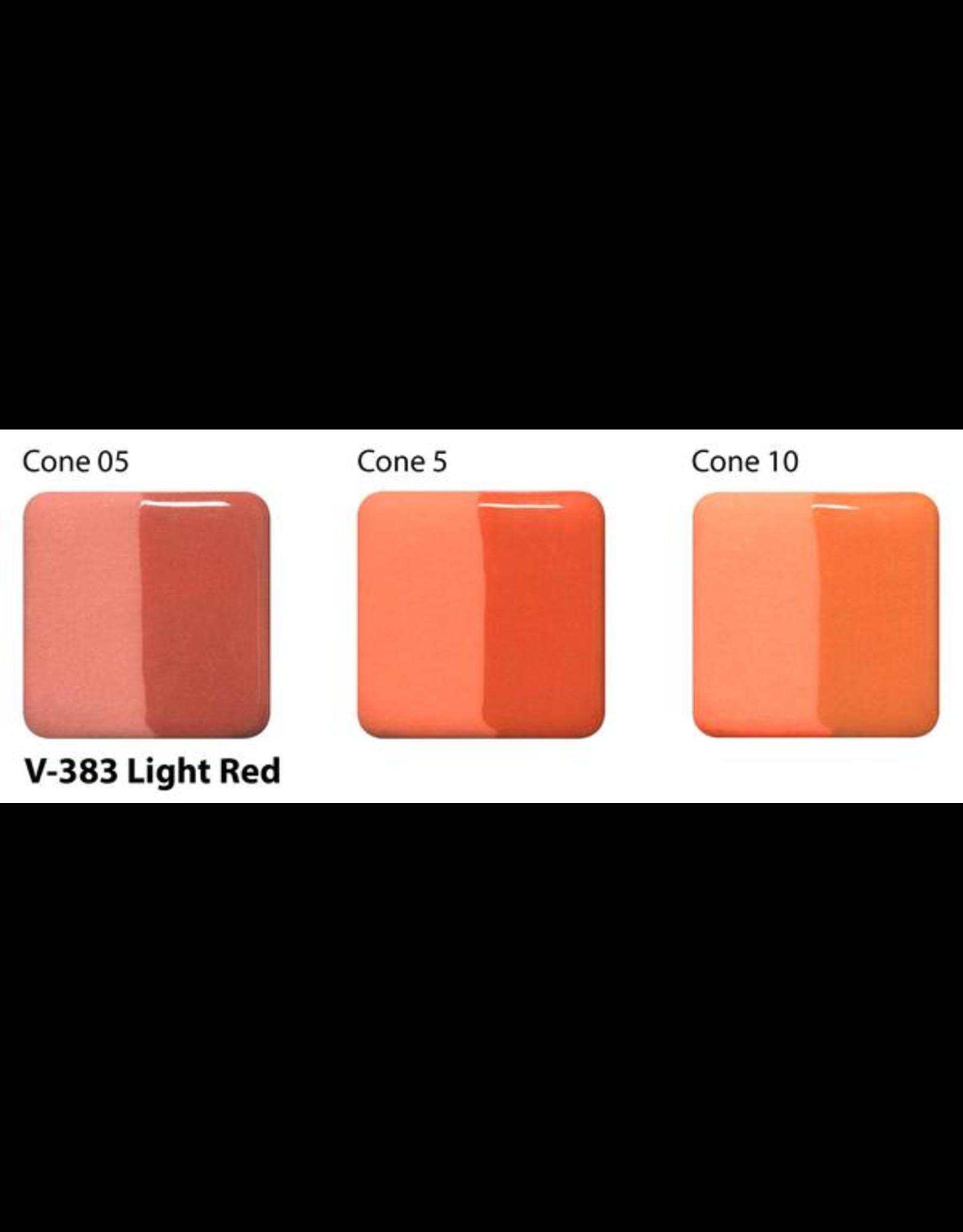 Amaco Amaco Velvet V383 Light red underglaze 59ml