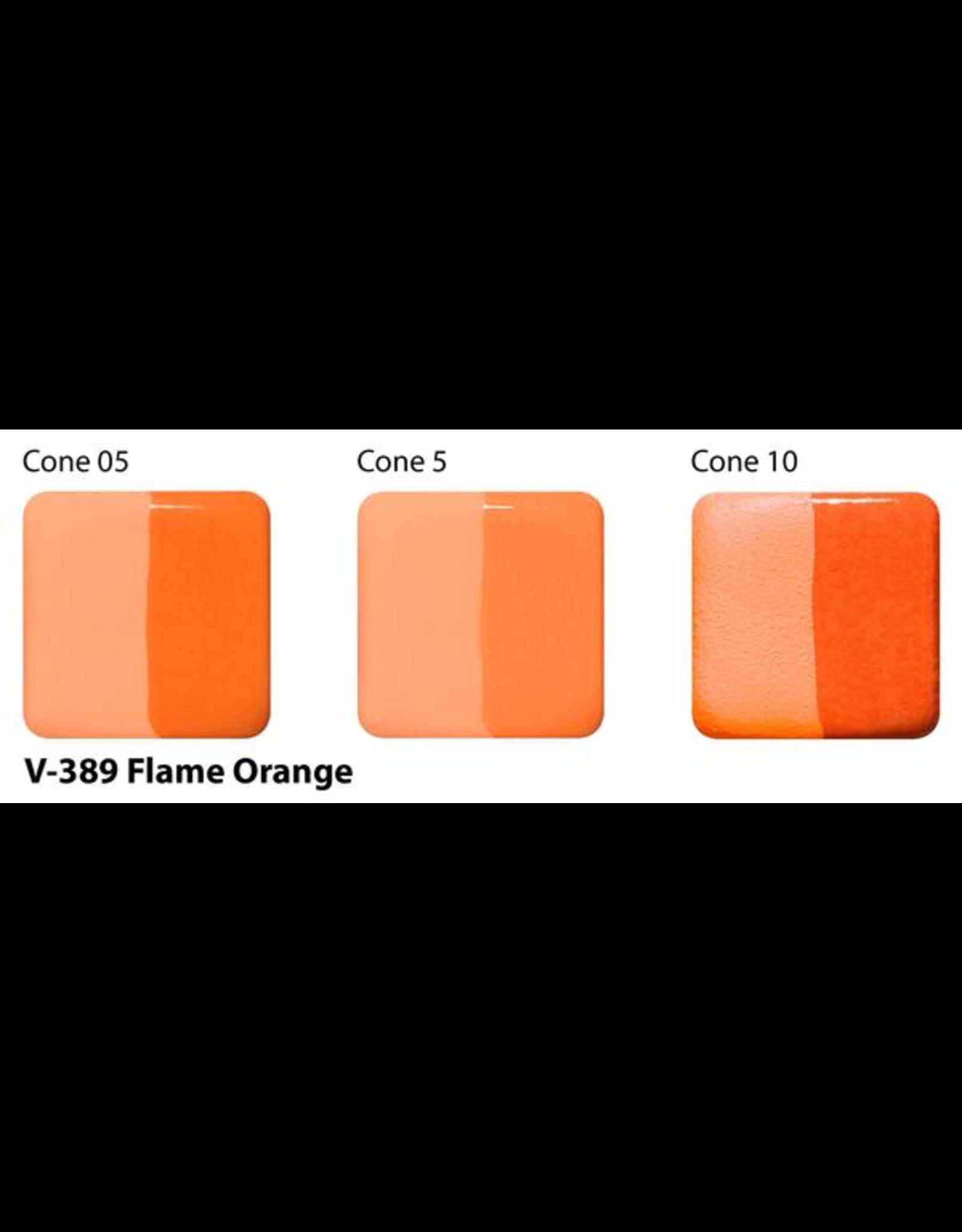 Amaco Amaco Velvet V389 Flame Orange underglaze 59ml