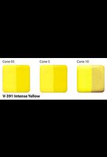Amaco Amaco Velvet V391 Intense Yellow underglaze 59ml