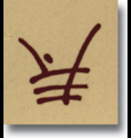 Brown Underglaze Pen Refill - 59ml