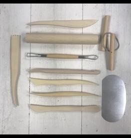 Royal & Langnickel Pottery Tool Kit (10 pcs)