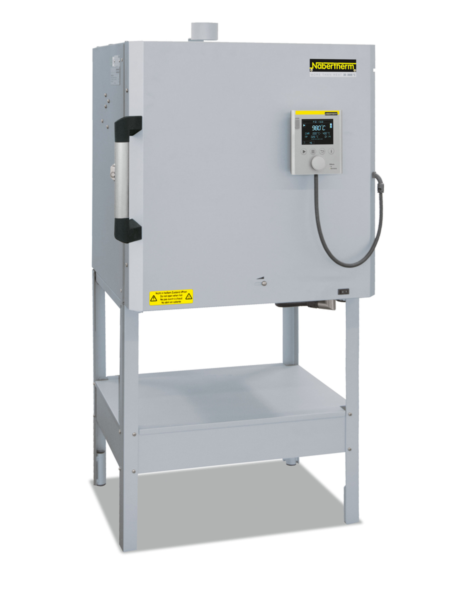 Nabertherm 70Lt Draw loading Kiln with 2 sided Heating 1300˚C max.