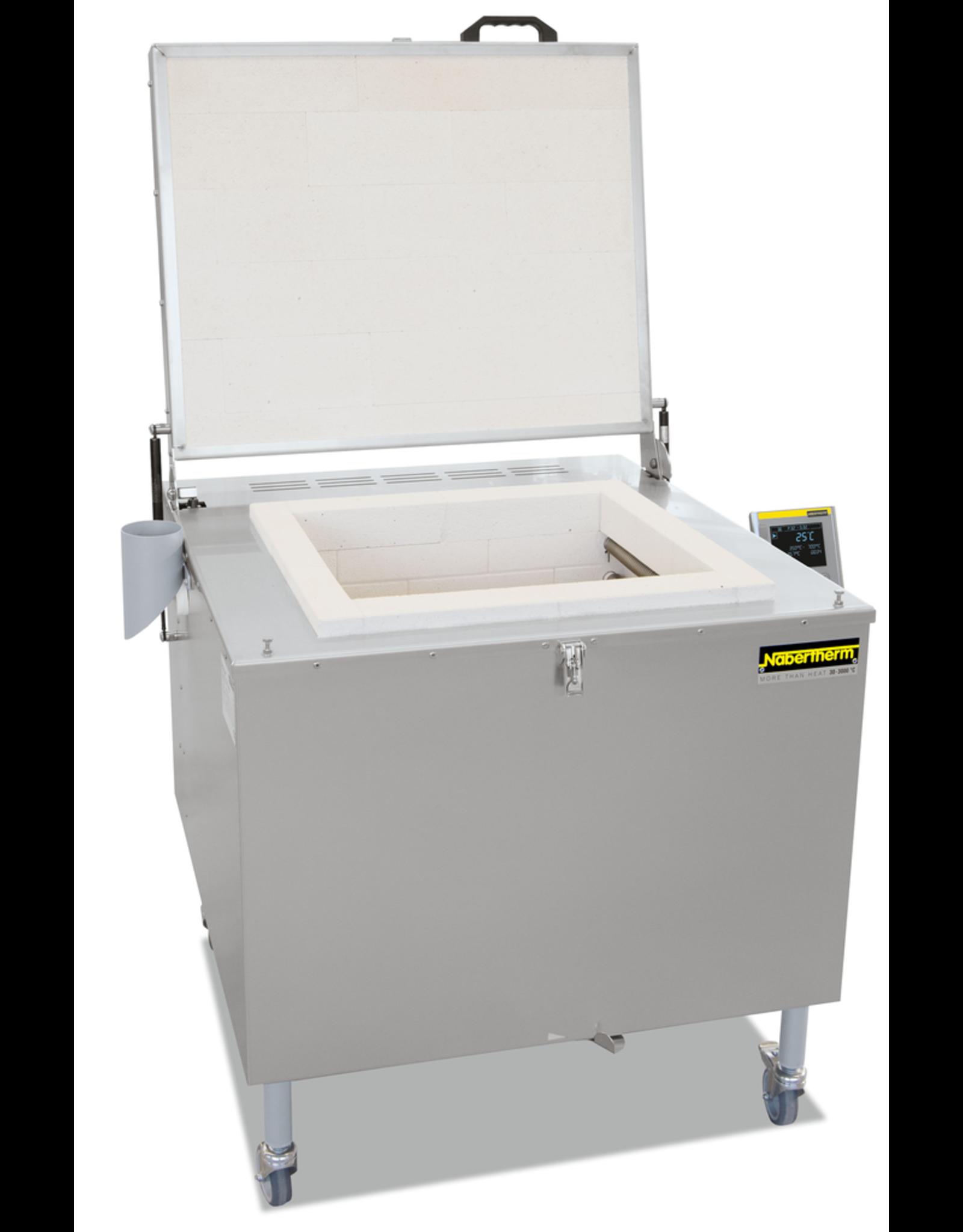 Nabertherm 70Lt top loading kiln 1320˚c max.