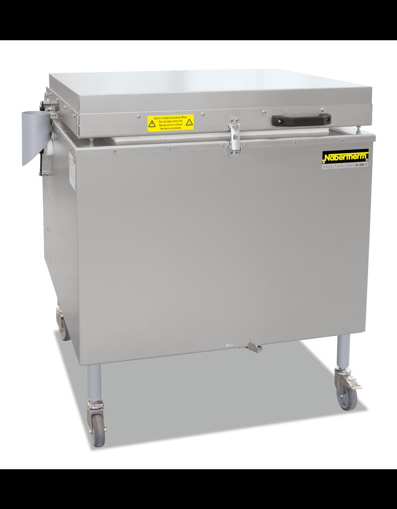 Nabertherm 100Lt top loading kiln 1320˚c max.
