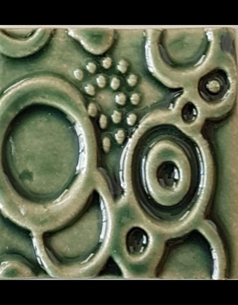 Potterycrafts Brush-on Stoneware Glaze - Copper green 500ml