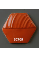 Sneyd Light Coral (Zr, Si, Fe) Glaze Stain