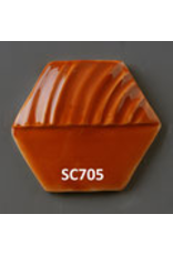 Sneyd Light Brown (Fe,Cr,Zn,Al) Glaze Stain