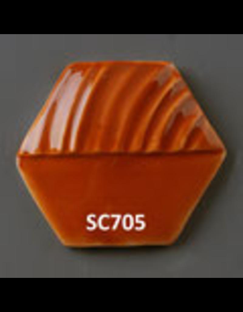 Sneyd Light Brown (Fe, Cr, Zn, Al) Glaze Stain