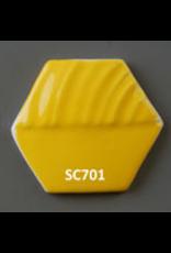 Sneyd Yellow (Zr, Si, Pr) Glaze Stain