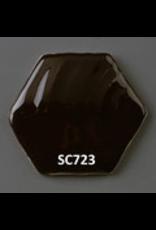 Sneyd Brown (Fe,Cr,Zn,Ni) Glaze Stain