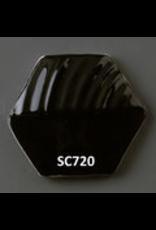 Sneyd Black (Fe, Cr, Co) Glaze Stain