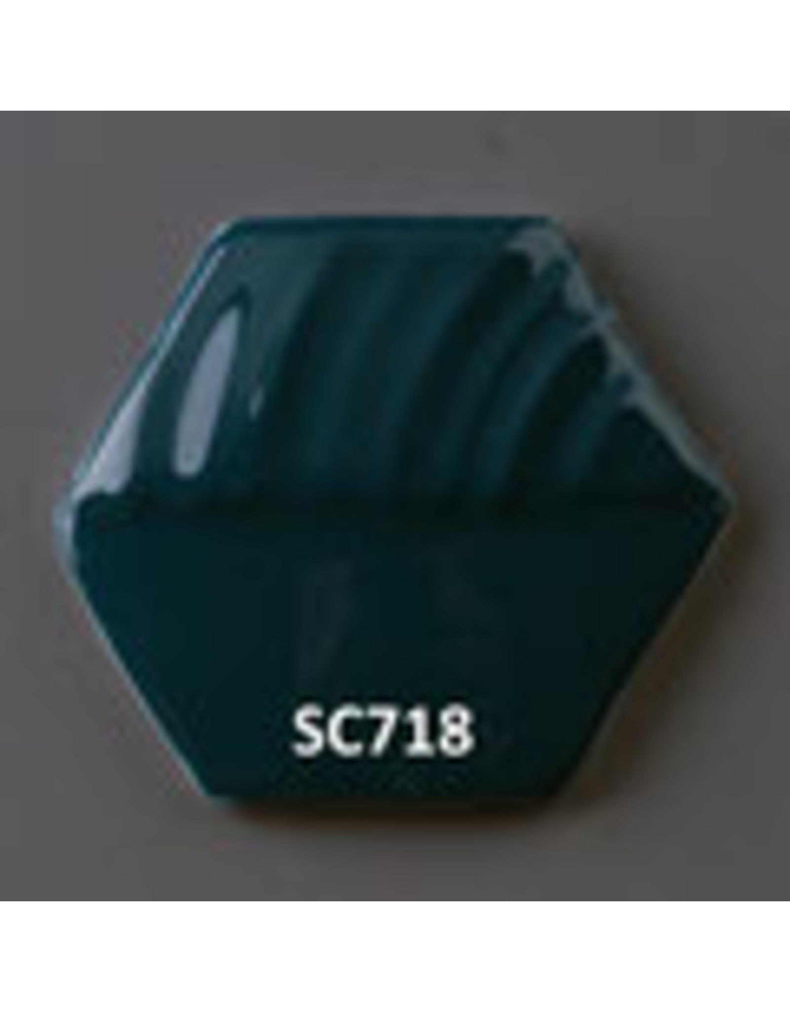 Sneyd Forest Green (Cr,Co,Zn,Al) Glaze Stain