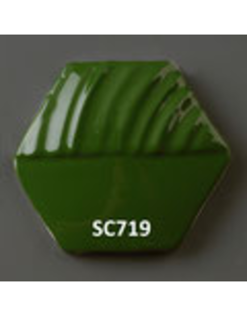 Sneyd Chrome Green (Cr, Al) Glaze Stain