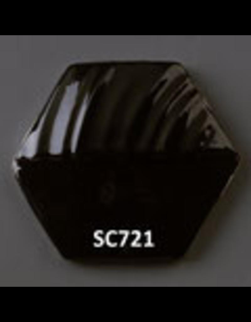 Sneyd Black (Fe, Cr, Ni, Mn) Glaze Stain